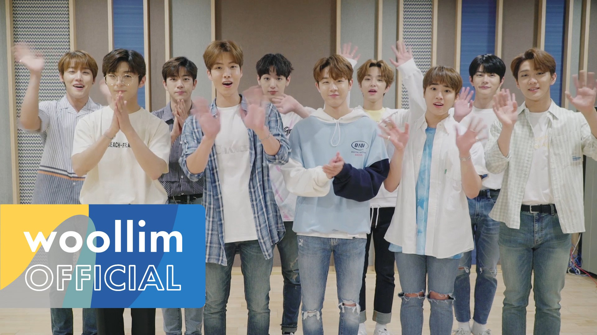 골든차일드(Golden Child) 2019 추석 인사 (Korean Thanksgiving Message)