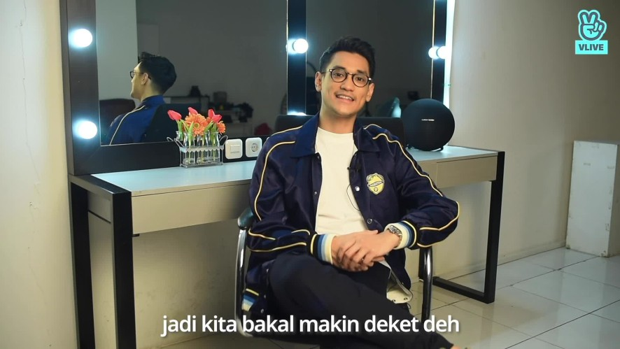 Afgan Greeting Video for VLIVE Indonesia