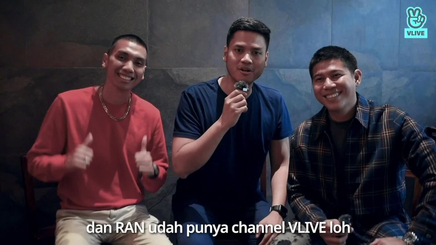 RAN Greeting Video for VLIVE Indonesia
