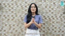 Sheryl Sheinafia Greeting Video for VLIVE Indonesia