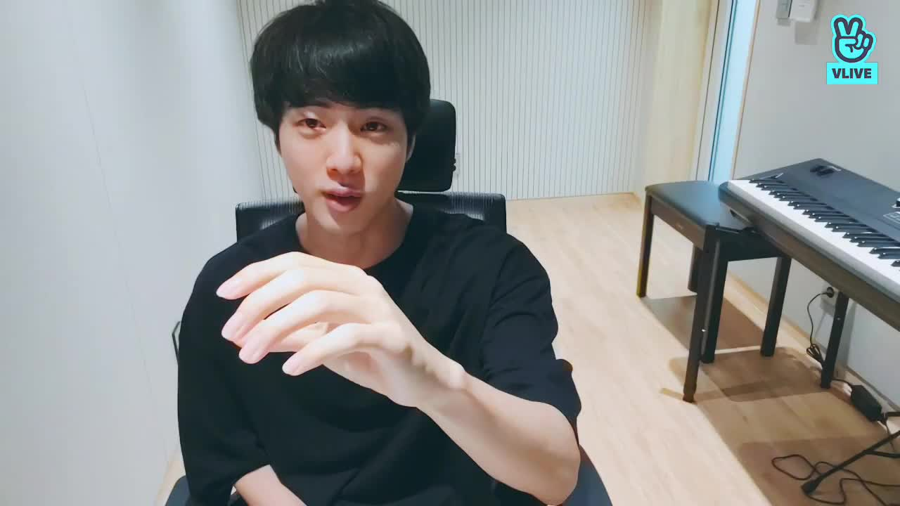 BTS Live : EAT Jin