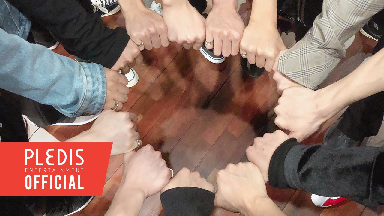[SPECIAL VIDEO] SEVENTEEN NEW RINGS CEREMONY💍