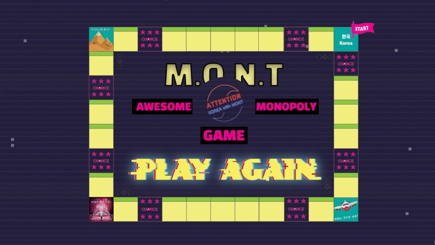 M.O.N.T AWESOME MONOPOLY GAME!!