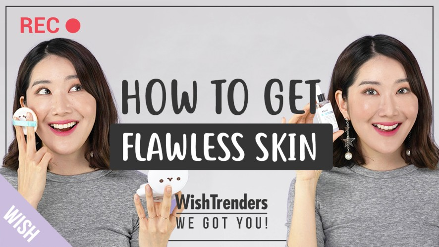 How to Get Different Looks with 1 Cushion |Healthly & Glowing skin, Dewy, Natural skin