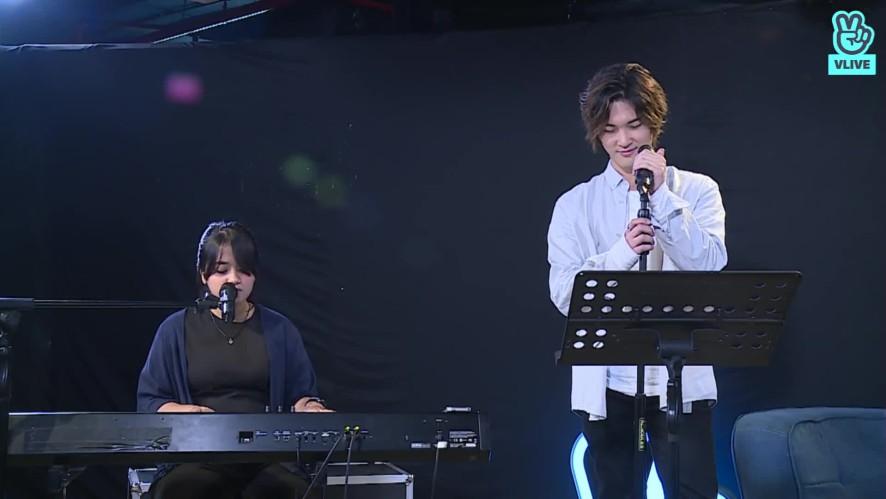 Hanin ft. NIve - Berkawan dengan Rindu @ Hanin & NIve Special Live