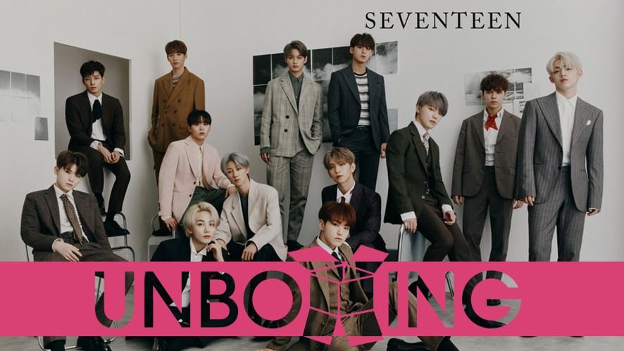 UNBOXING: SEVENTEEN