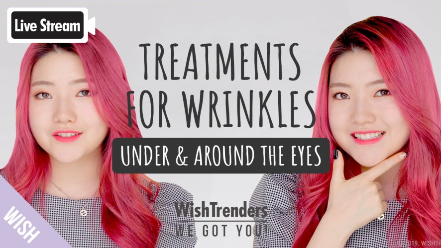How to Remove Eye Wrinkles permanently at Home | Eye Wrinkles Massage