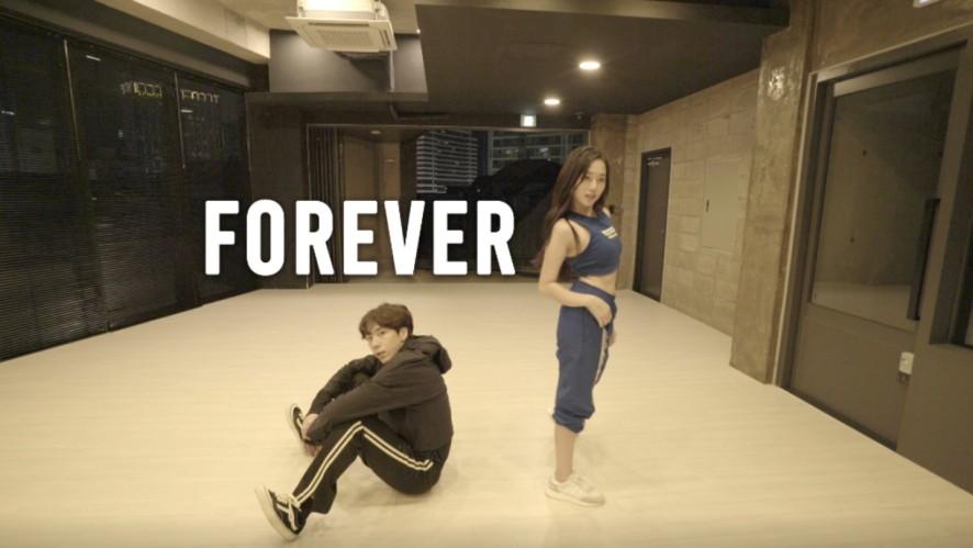 Forever - Chris Brown l dance by Timoteo&Kriesha chu (duet dance, 커플댄스)