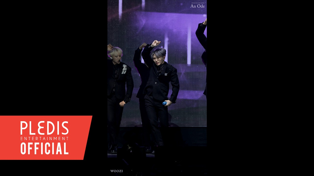 SEVENTEEN(세븐틴) - '독 : Fear' (WOOZI CAM) @ SHOWCASE