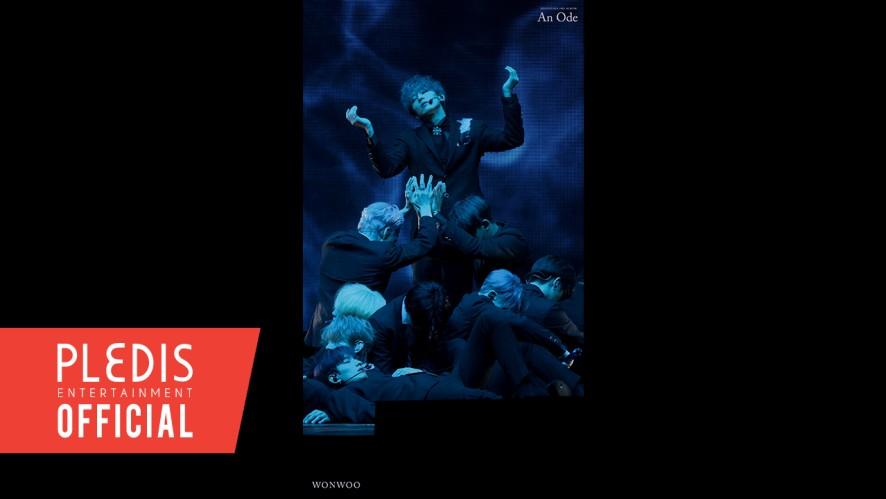 SEVENTEEN(세븐틴) - '독 : Fear' (Wonwoo CAM) @ SHOWCASE