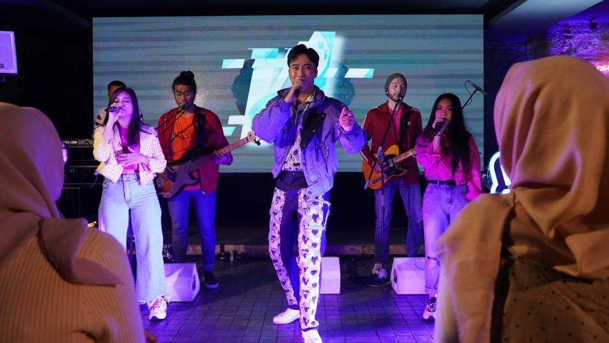 Vidi Aldiano - Terambang @ 'Ready for Love' Premiere Party