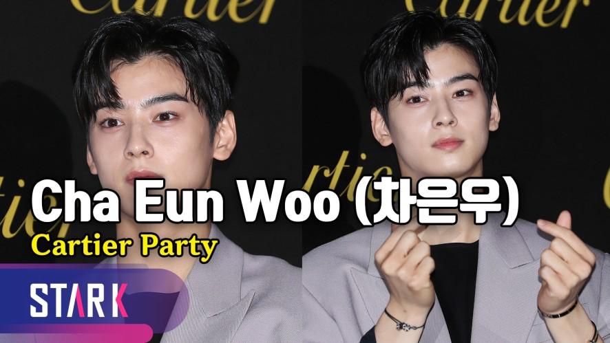 자체발광 '구해령' 차은우 (ASTRO Cha Eunwoo, Cartier Party)