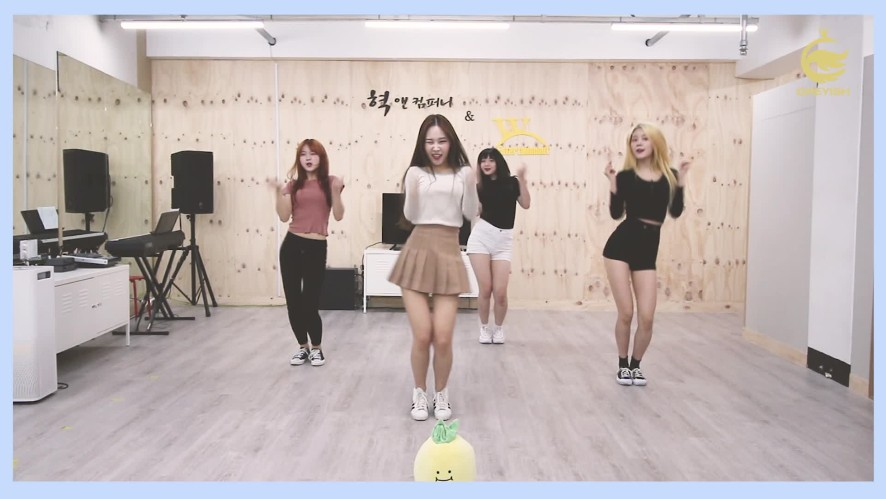 [G-reyish] KKILI KKILI Choreography Video