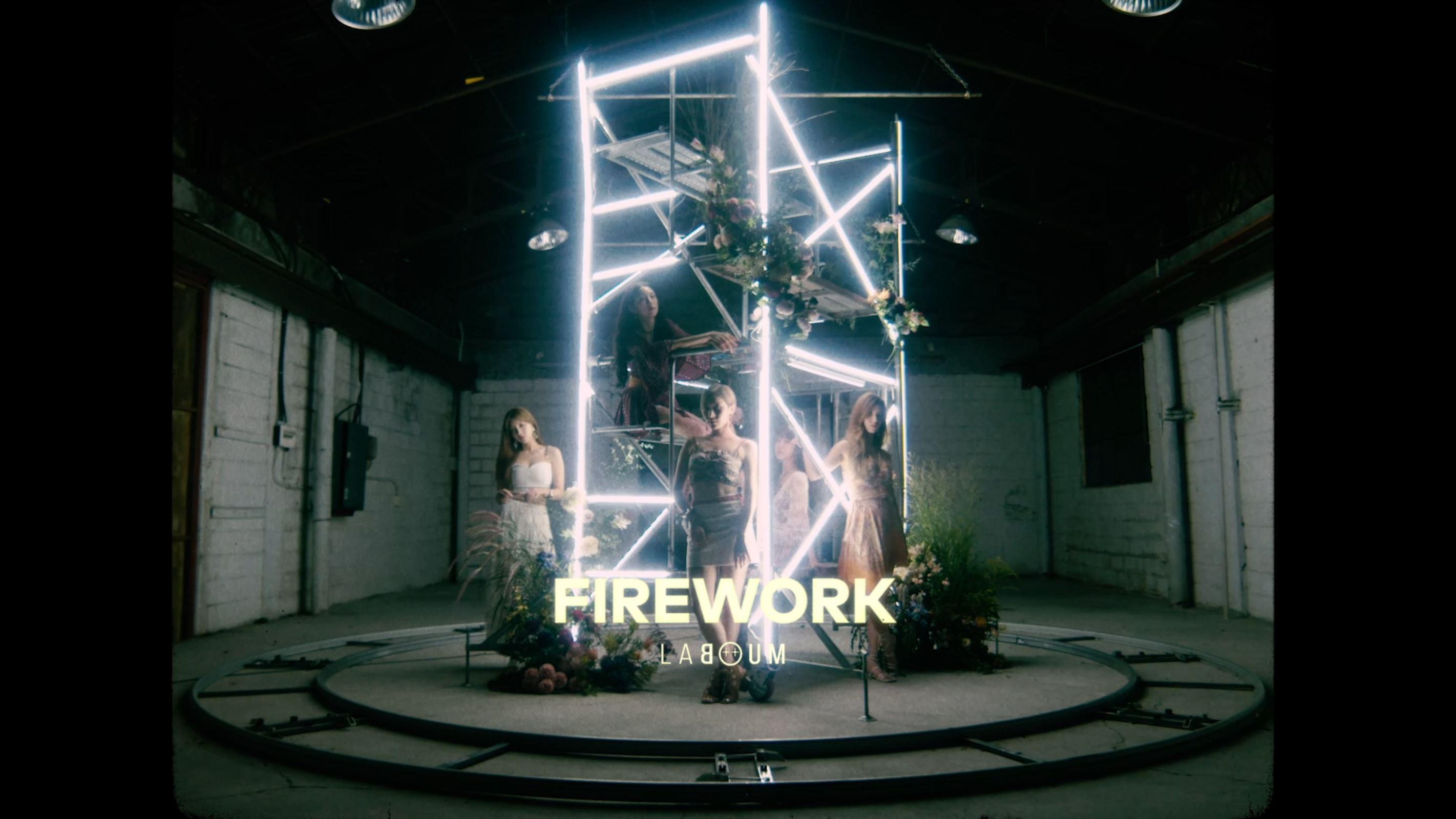 LABOUM(라붐) - Firework(불꽃놀이) Official M/V