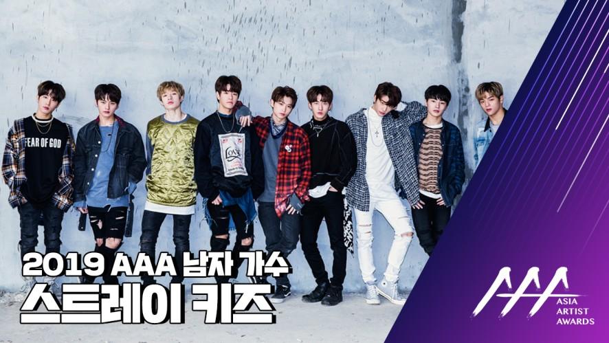 ★2019 Asia Artist Awards (2019 AAA) 스트레이 키즈★