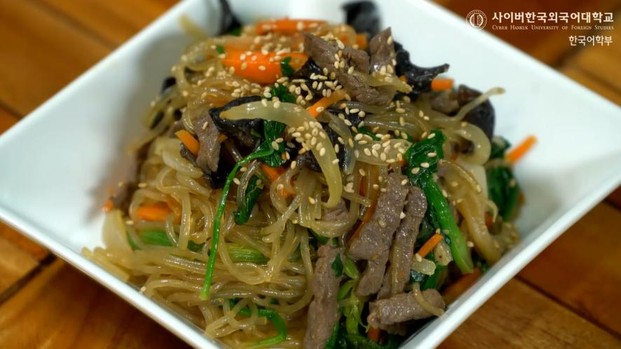 [料理韩语]#5. 韩国的宴席食物都有些什么呢?
