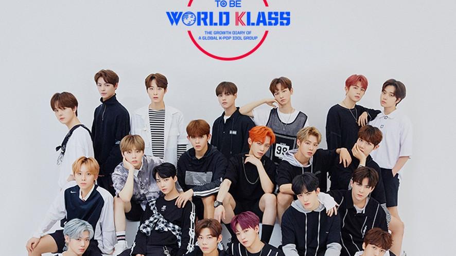 "[FULL]  첫방송 D-10 ""월드 클래스를 소개합니다!"" / Premiere D-10 ""Meet WORLD KLASS!"""