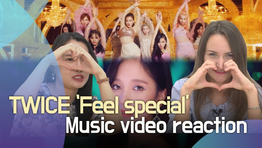"[ENG] TWICE 'Feel Special' MV Reaction (트와이스 뮤비 리액션 ""그리웠어 미나야"")"