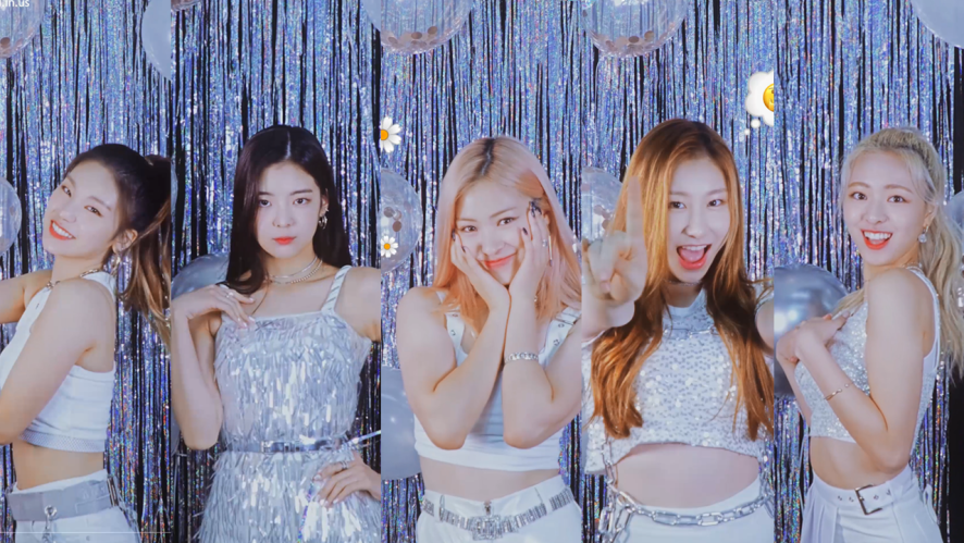 "I SEE ITZY(있지) : ""ICY"" Part Switch Ver."