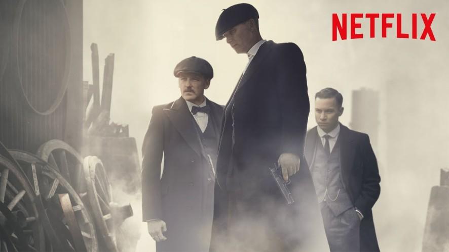 [Netflix] 피키 블라인더스 - 시즌 5 예고편