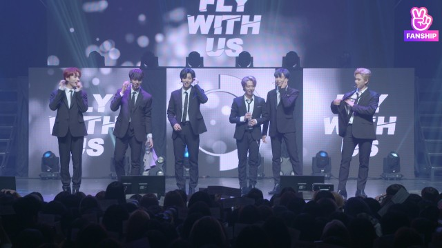"""[Only 'TOMOON' FANCLUB] ONEUS SPECIAL LIVE """"FLY WITH US"""" 2부"""