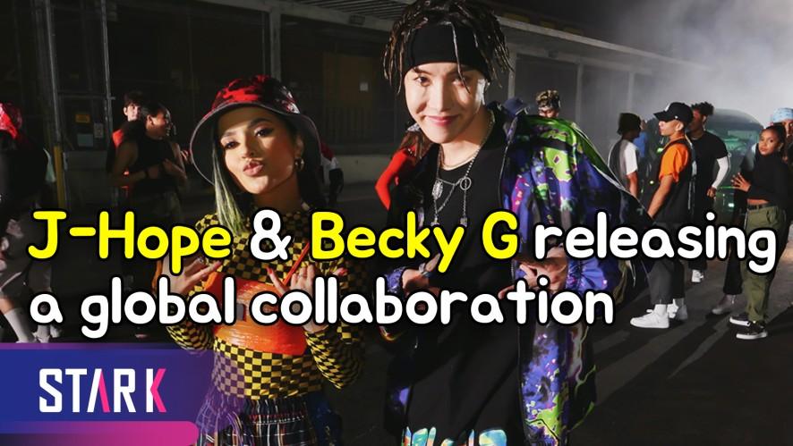 BTS J-hope & Becky G, global collaboration 'Chicken Noodle Soup' (방탄소년단 제이홉&베키 지, 글로벌한 컬래버레이션 음원 발표)