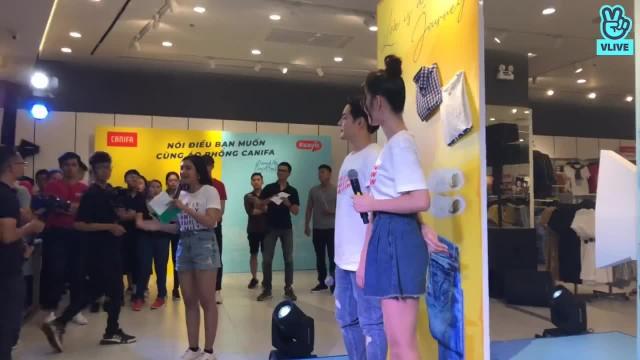 Fanmeeting Đông Nhi - Ông Cao Thắng Aeon Mall Tân Phú 🤠🤠