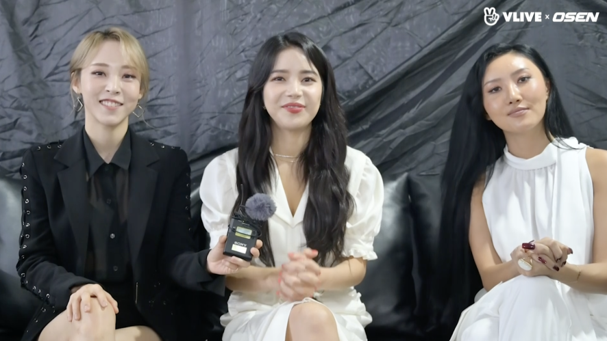 MAMAMOO Interview in Indonesia