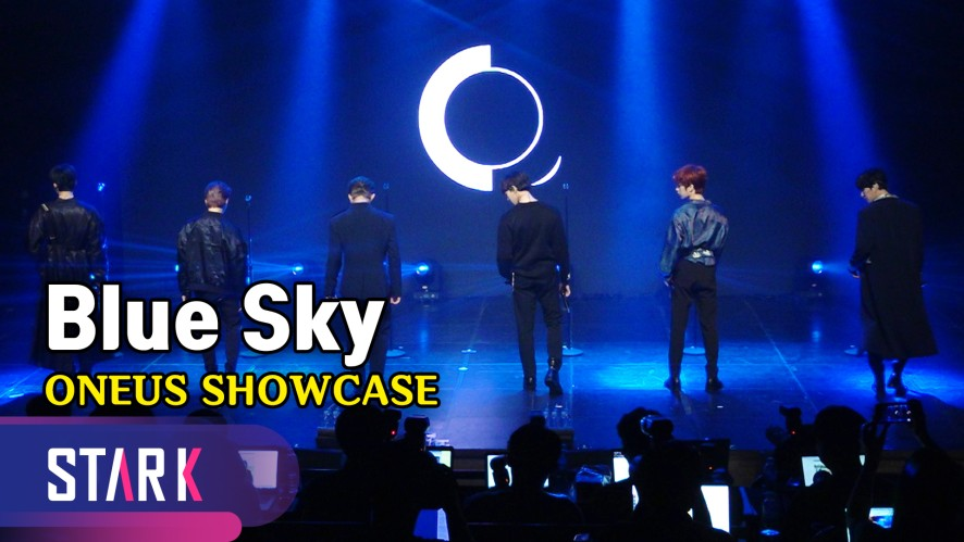 폭발하는 감정! 원어스 'Blue Sky' (Sub Song 'Blue Sky', ONEUS SHOWCASE)