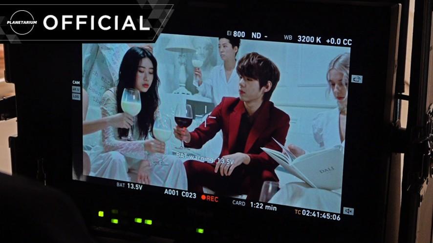 [Behind the Scenes] 가호(Gaho) - 'Pink Walk' M/V Shooting Sketch