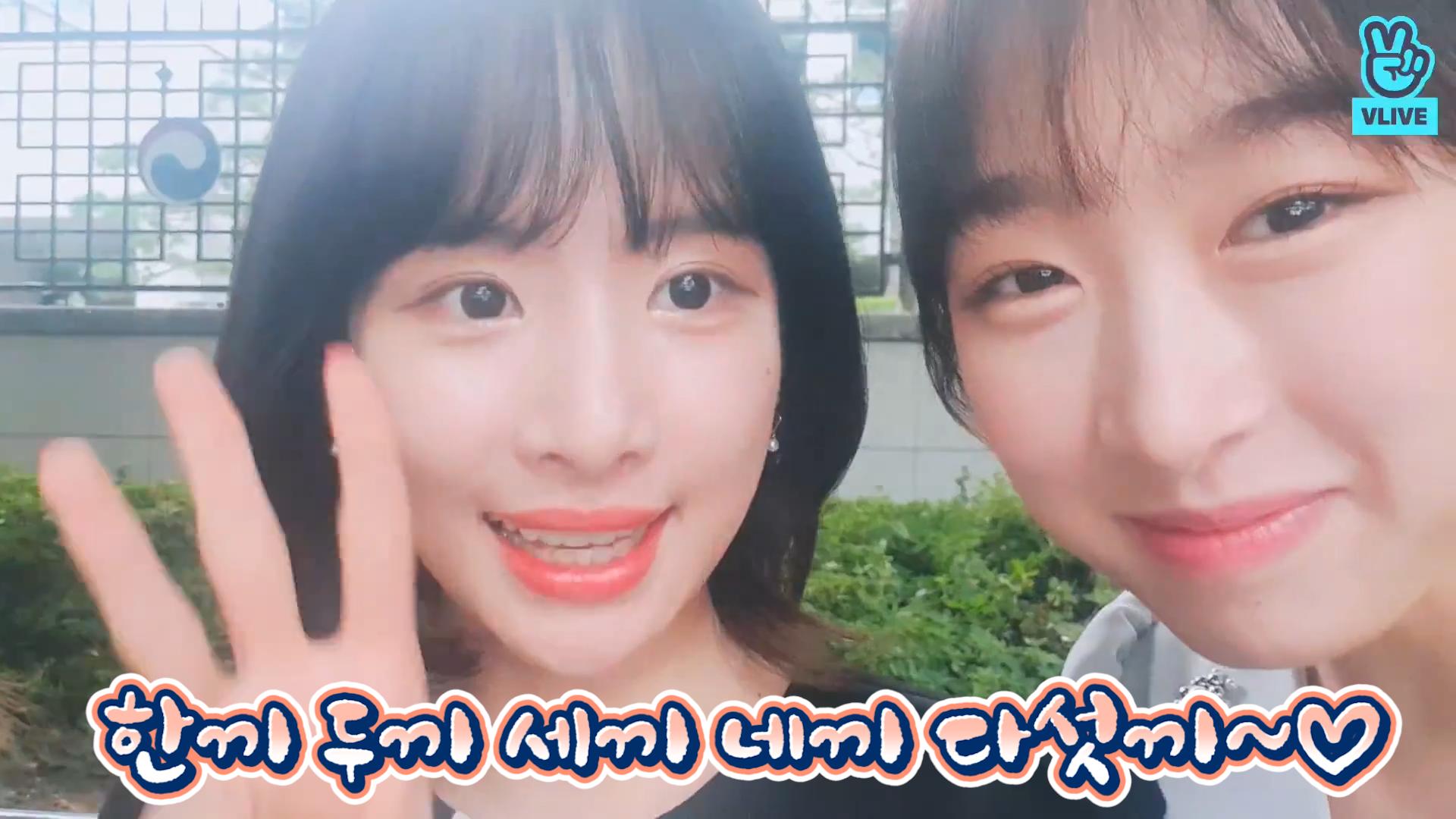 [WJSN] 떨뚜와 함께라면 쑥마늘로 삼시한끼두끼귀여운세끼네끼다섯끼 가능!!(๑❛ڡ❛๑)💖 (SEOLA&SOOBIN talking about their duet)