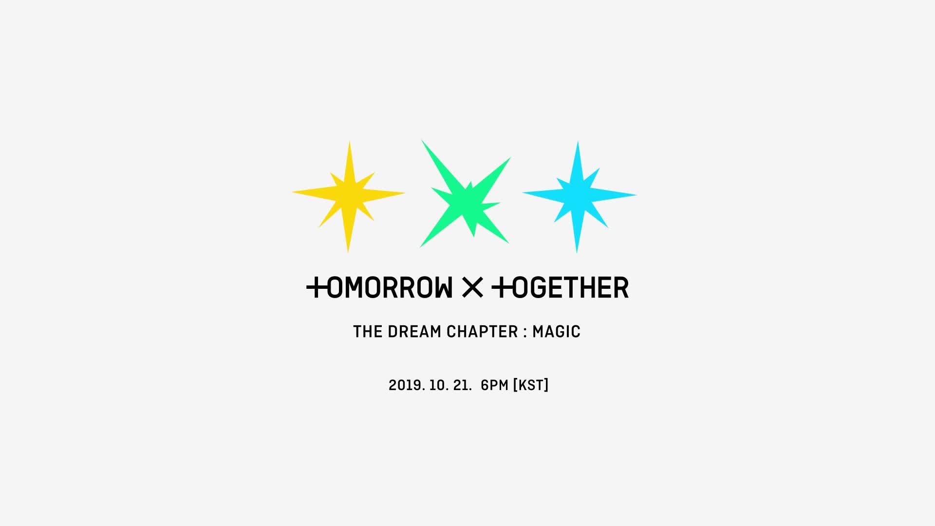 TXT (투모로우바이투게더) - The Dream Chapter: MAGIC