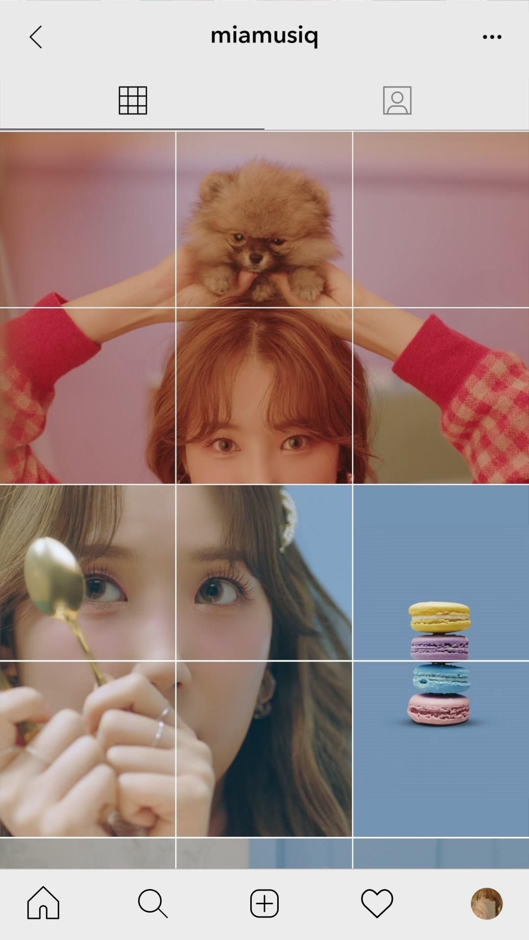 [MV] 미아(Mia) - Insta lover
