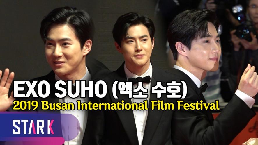 엑소 수호, 부산을 열광시킨 배우 김준면 (EXO SUHO, Busan International Film Festival)