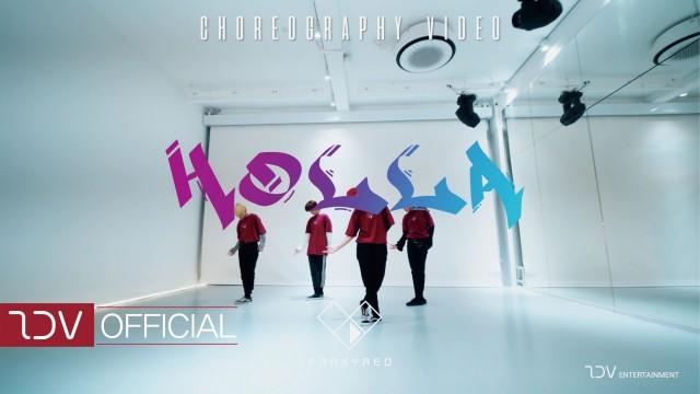 [Choreography] Fanxy Red (팬시레드) - 'Holla' Choreography Ver.
