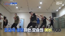 [EP01] Trainees trying their best for