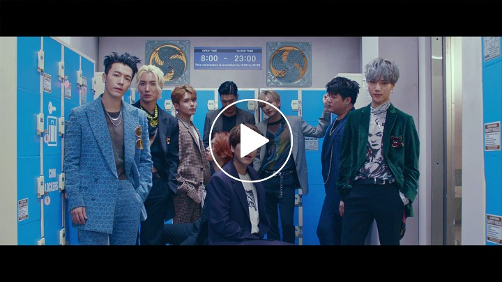[V LIVE] SUPER JUNIOR 슈퍼주니어 'I Think I' MV