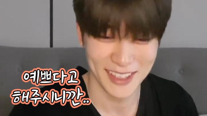 [NCT] 재현이는요 머리도 예쁘고요 얼굴도 예쁘고요..x19970214만절 (Jaehyun talking about his hair&Music show MC)