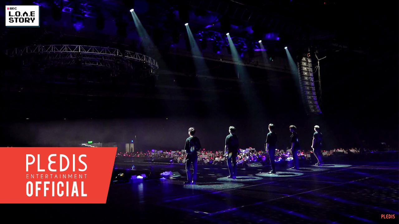 [NU'EST] L.O.Λ.E STORY EP.12 2019 NU'EST TOUR 'Segno' 비하인드