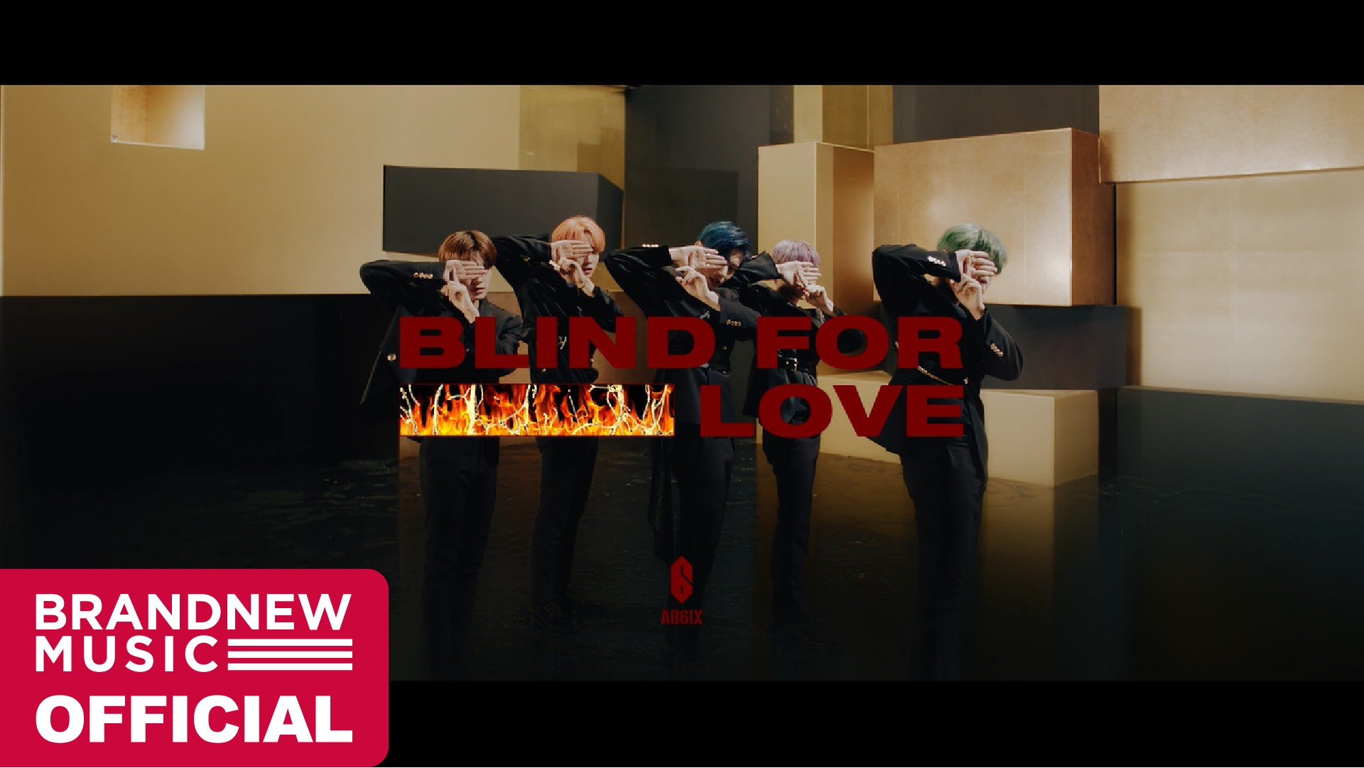 AB6IX (에이비식스) 'BLIND FOR LOVE' M/V