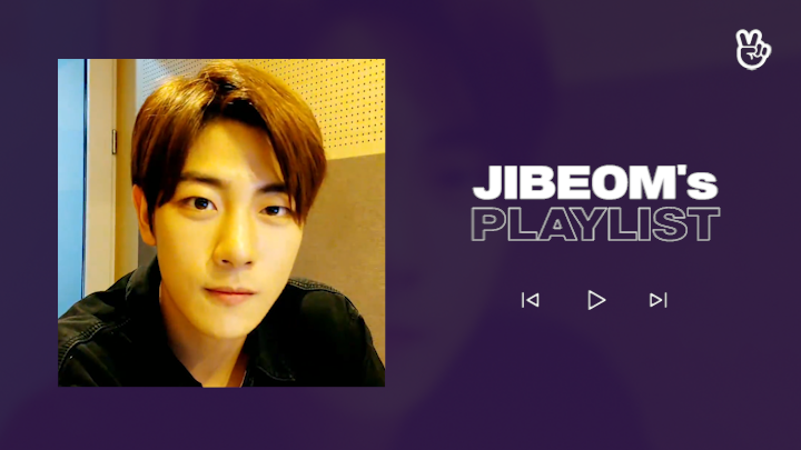 [V PICK! Playlist] Golden Child JIBEOM's Play List🐯🎶