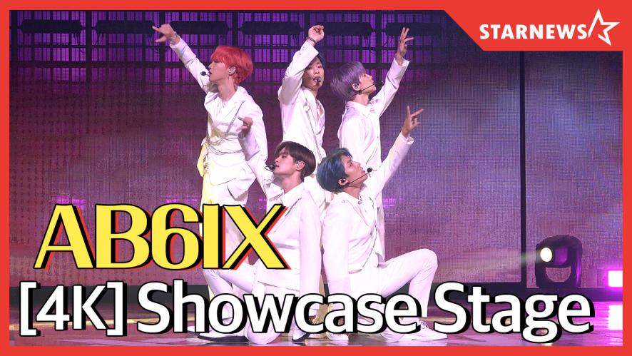 [★FANCAM] AB6IX_ BLIND FOR LOVE / 6IXENSE SHOWCASE STAGE★
