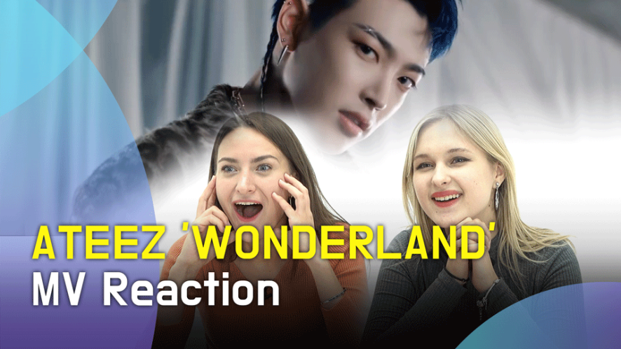 ATEEZ 'WONDERLAND' MV Reaction (에이티즈 '원더랜드' 뮤비 리액션)