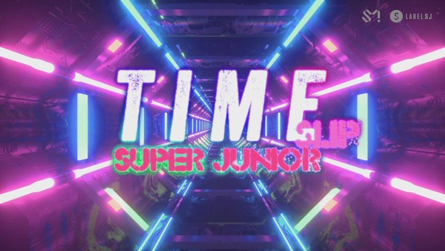 "SUPER JUNIOR 슈퍼주니어 The 9th Album ""Time_Slip"" Highlight Medley"