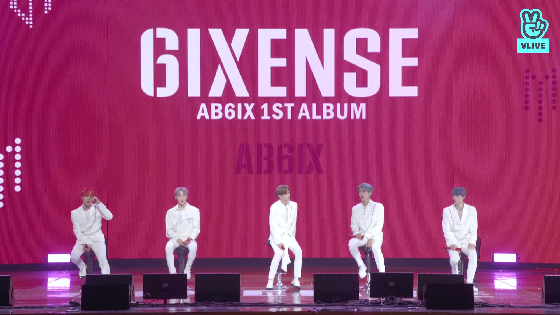 [Replay] AB6IX 1ST ALBUM [6IXENSE] SHOWCASE