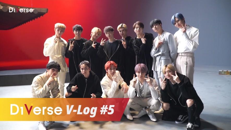 D1Verse V-Log|Đi Quay MV Cho Idol KPOP Thì Như Thế Nào? | #5