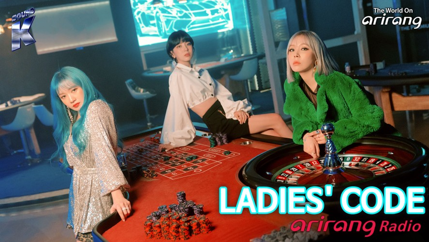 Arirang Radio (Sound K / LADIES' CODE 레이디스코드)