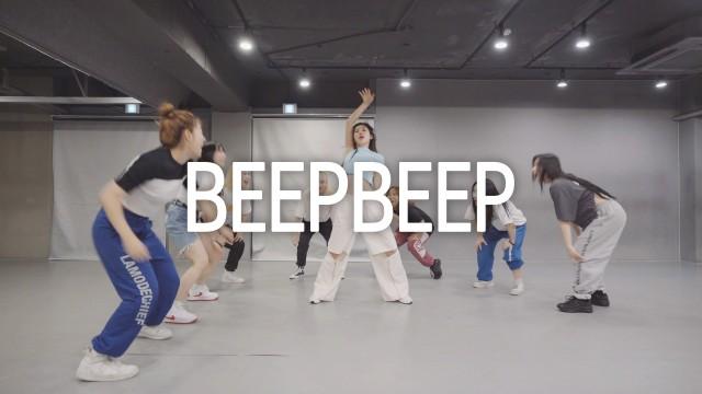 RUANN(루안) - 'BEEP BEEP' Solo Dance Break (1MILLION) | CHOREOGRAPHY VIDEO