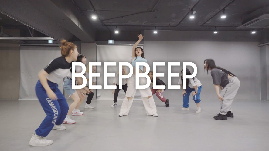 RUANN(루안) - 'BEEP BEEP' Solo Dance Break (1MILLION) | CHOREOGRAPHY VIDEO
