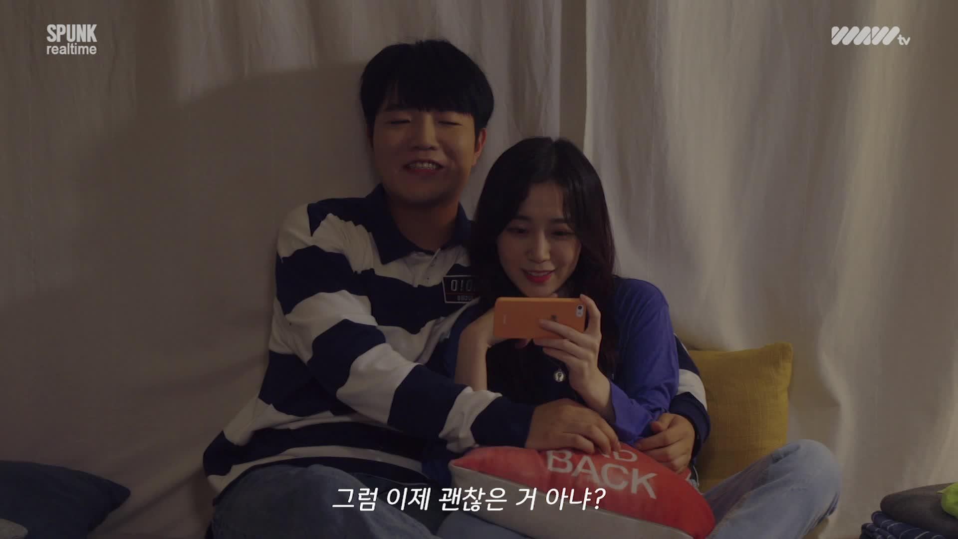 [리얼타임] 지금 이 순간 일어나는 일_웹드라마 SPUNK(스펑크) EP3-1